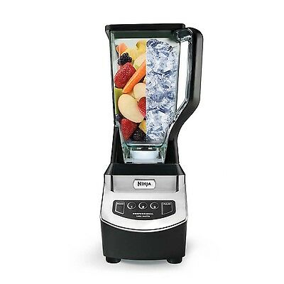 Ninja Efficient XL Blender with Pulse (NJ600REF) (Certified Refurbished)