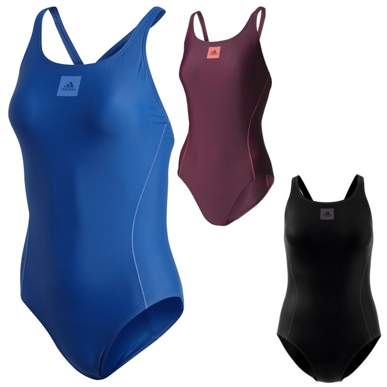 Badeanzug Damen Sport adidas ESS Infinitex Core Frauen einteiler BP5388   36-48