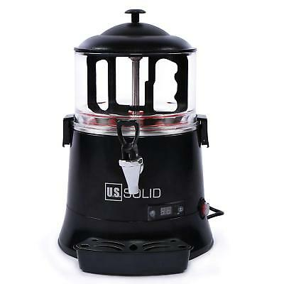 5l Hot Chocolate Maker Commercial Hot Beverage Dispenser Machine By U.s. Solid
