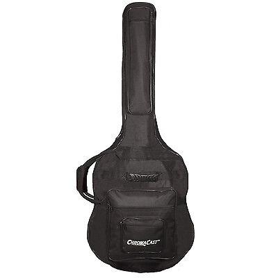 ChromaCast Acoustic Bass Guitar 6-Pocket Padded Gig Bag