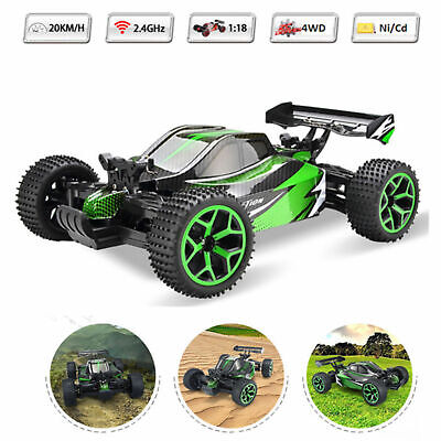 Electric Remote Control RC Racing Car Monstertruck 4WD onroad Buggy Rechargeable Electric Remote Control Race Buggy