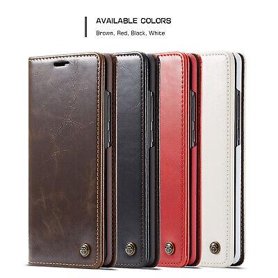 2in1 Luxus Leder Wallet Case Magnetic Card Slot Hülle Für Huawei P30 Pro / Lite Magnetic Wallet Case