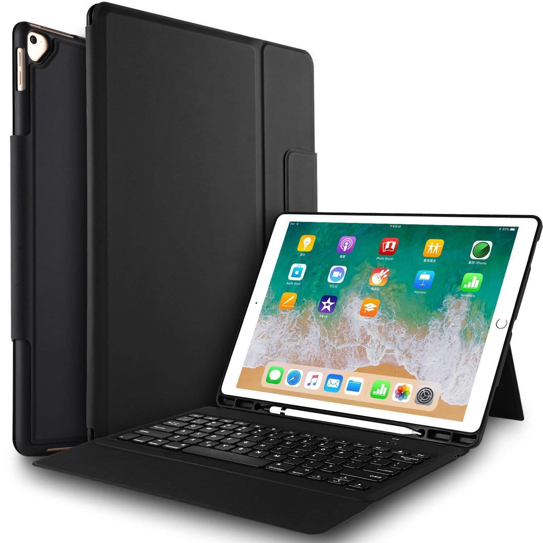Apple ipad Pro 12.9 2017 Detachable Bluetooth Keyboard Case