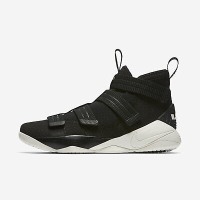 429c70a01404 Nike Lebron Soldier XI 11 SFG Men s Size 12 Basketball Shoes Black 897646  006