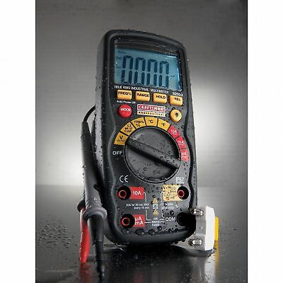 Craftsman Professional 034-82003 True Rms Industrial Multimeter