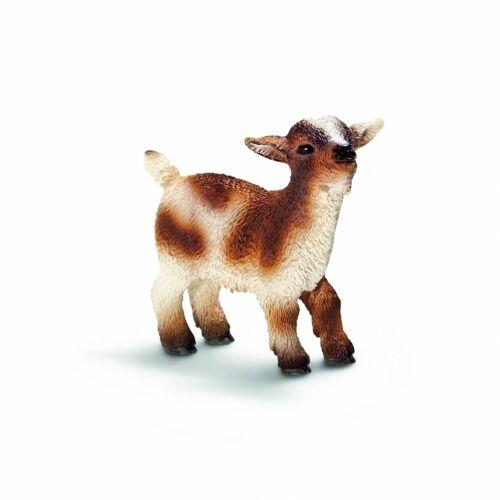 Dwarf Goat Kid by Schleich/ toy/ replica/ 13716/ RETIRED