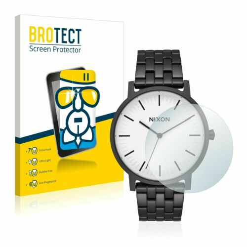 Nixon Porter Bracelet (40 mm), BROTECT® AirGlass® Premium Glass Screen Protector