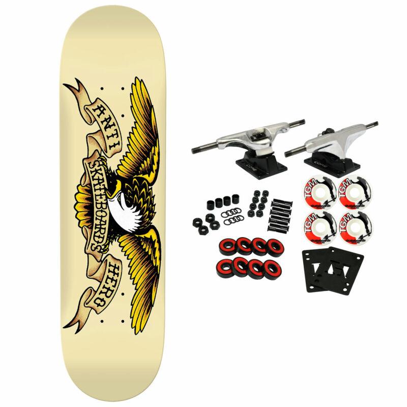 Anti Hero Skateboard Complete Classic Eagle Cream 8.62