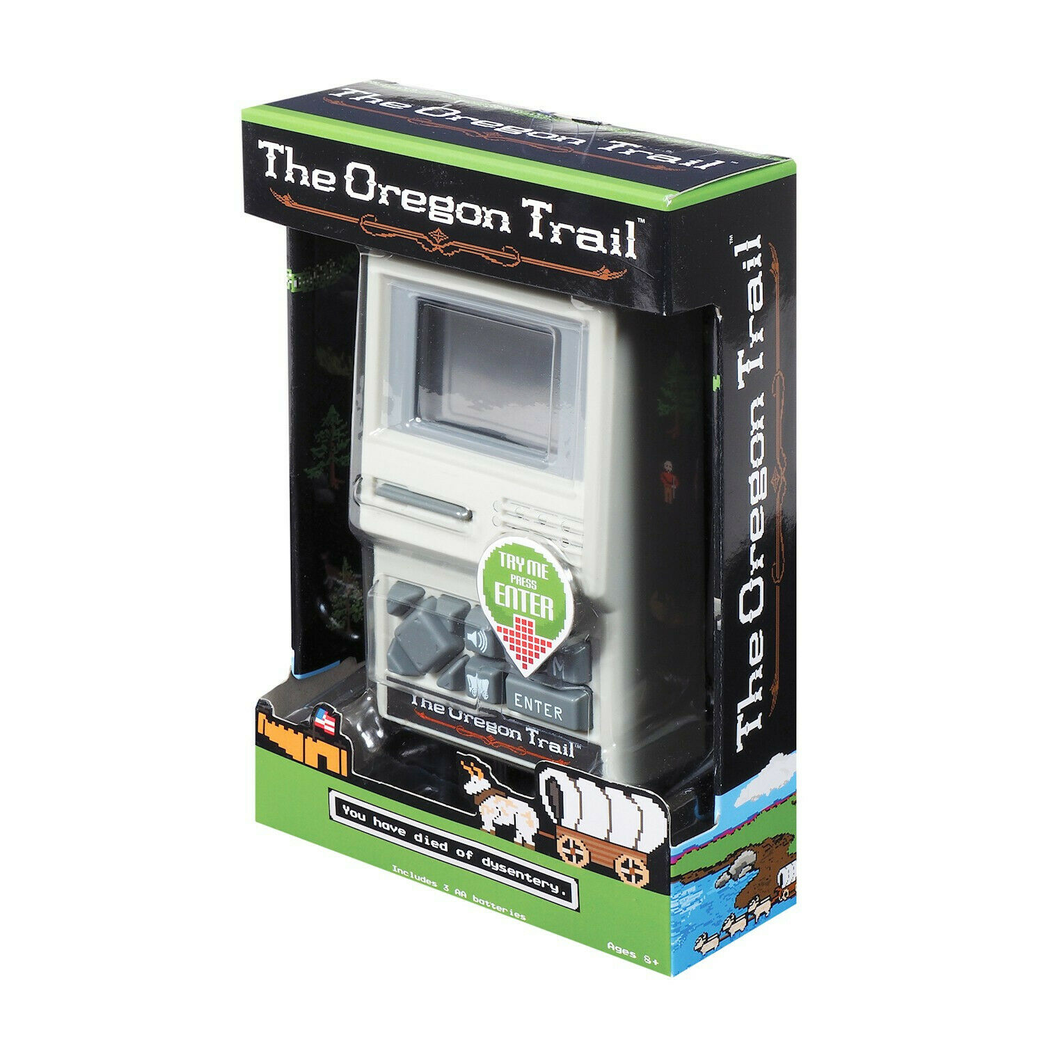 Computer Games - The Oregon Trail Classic Computer Handheld Game Brand New In Box Ships Fast