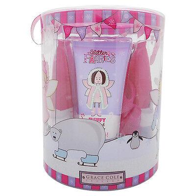 Grace Cole glitter FAIRIES 6 tlg. Pflege Geschenkbox für Mädchen Neuware