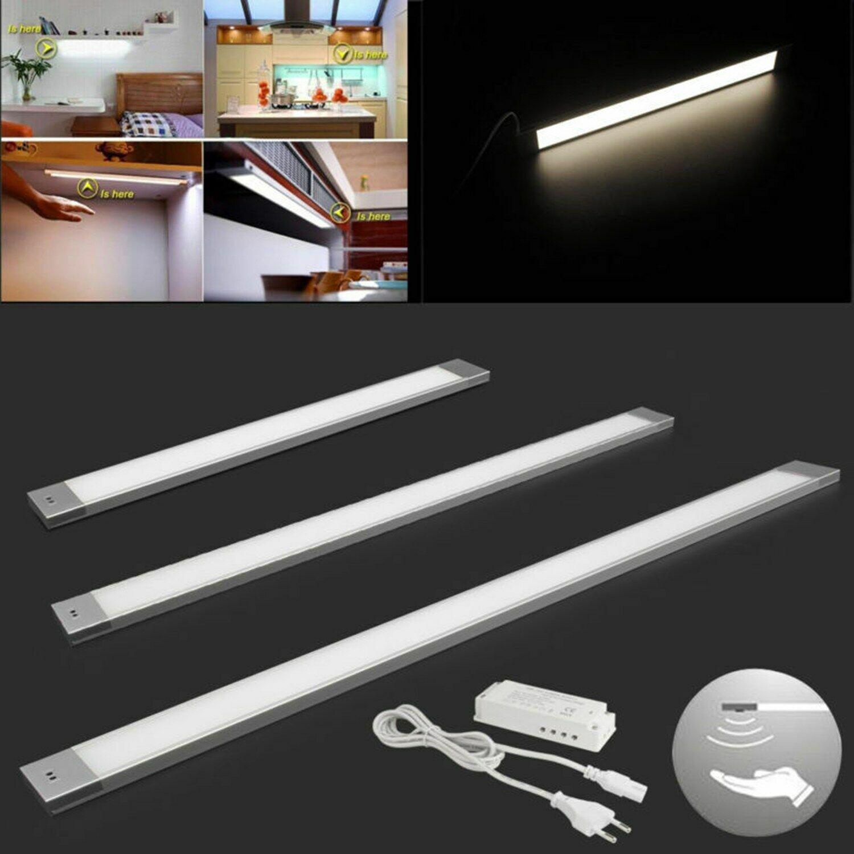Eclairage Sous Meuble Cuisine Sans Interrupteur détails sur led meuble de cuisine avec luminaire Éclairage placard m  induktionsschalter