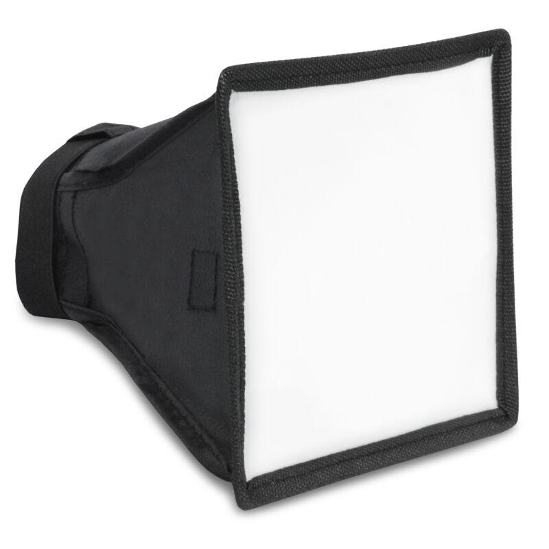 "Mini 6""x7"" Softbox Foldable Light Diffuser Cover for Photo Video Studio Shooting"