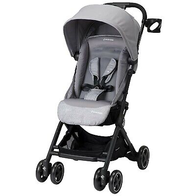 Maxi-Cosi Lara Lightweight Ultra Compact Stroller, Nomad Grey, One Size