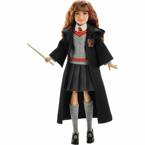 Harry Potter Wizarding World Doll Hermione Granger NEW DAMAGED PACKAGE
