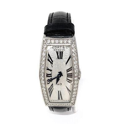 Bedat & Co. No.3 Stainless Steel Diamond Bezel 386.031.600 Women's (Bedat Diamond Watch)