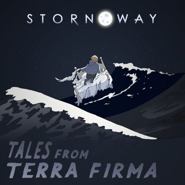 STORNOWAY - TALES FROM TERRA FIRMA  VINYL LP + CD NEU