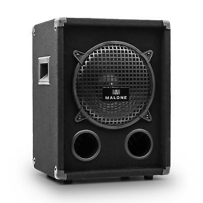 (RICONDIZIONATO) SUBWOOFER PASSIVO DJ PA 25CM 600W ALTOPARLANTE AUDIO DISCO PART