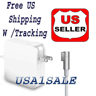 """60W AC Power Adapter Charger for Apple Macbook Pro 13"""" A1278 2007 2008 2009 2010"""