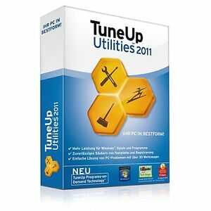 TuneUp Utilities 2011 Vollversion Downloadversion Key Express