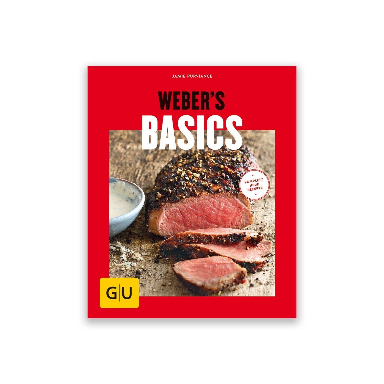 Grillbuch: Weber's Basics von Jamie Purviance, ca. 80 Farbfotos | Kochbuch