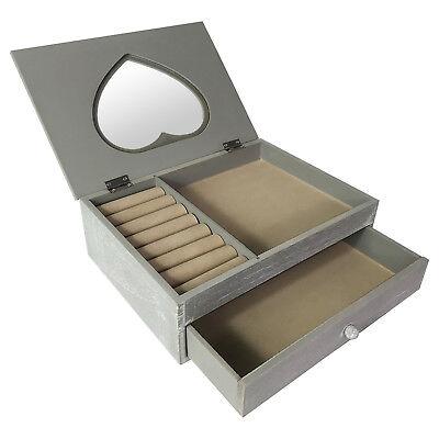 Schmuckkasten Schmuckbox Schmuckkästchen Schmuckschatulle Schmuckkoffer Holz