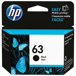 Looking for black HP 63 Ink Cartriges