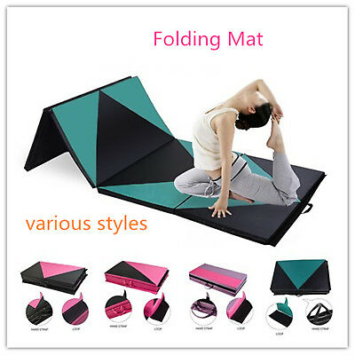 Gymnastics Gym Exercise Aerobics Tumbling Yoga Folding Play Mat High Quantity