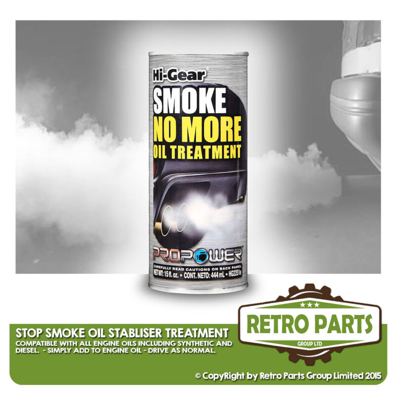 Stop Smoke Oil Treatment for Lexus. Stabilizer Engine Noise Reducer