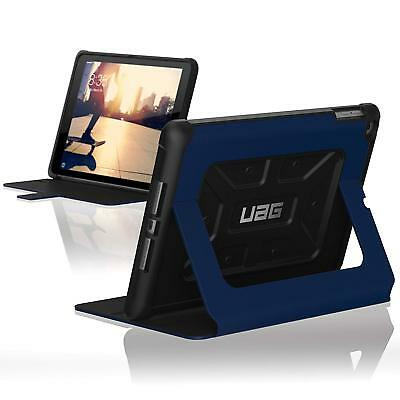 UAG Folio iPad 9.7 (2017 5th & 2018 6th Gen) Feather-Luminous Rugged [COBALT] Case