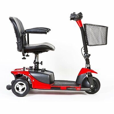 Innuovo 3 Wheel Power Mobility Scooter Heavy Duty Travel Portable New 3 Wheel Electric Scooter