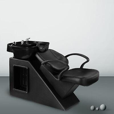 Backwash Barber Chair Shampoo Bowl Sink Unit Station Equipment Beauty Spa (Station Equipment)