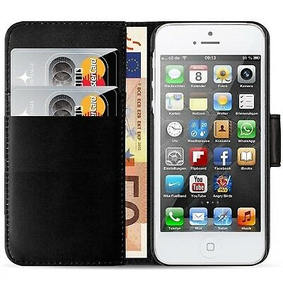 Case For Apple iPod touch 6 Magnetic Flip  Leather Wallet 6th generation Cover  ()