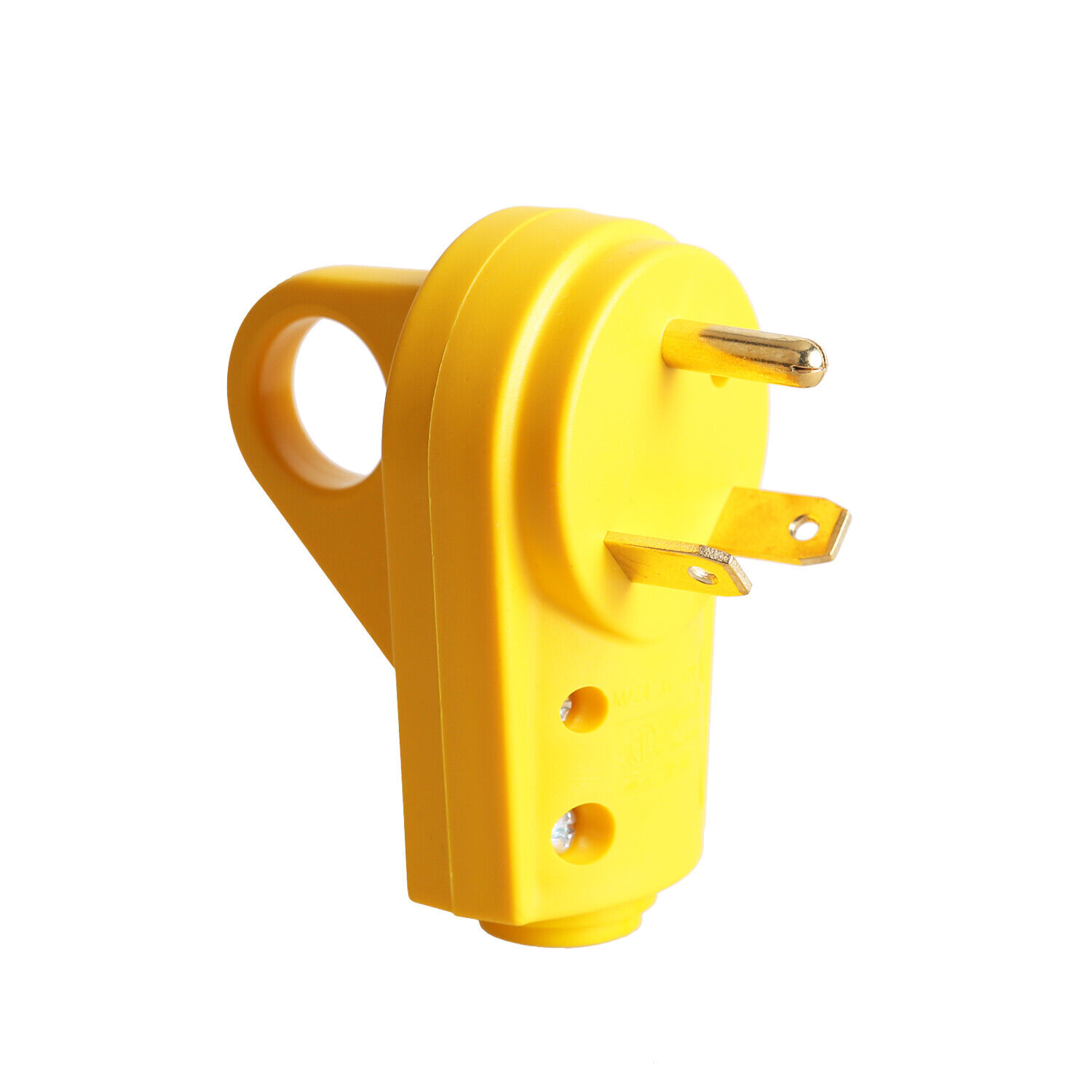 RV 30AMP Replaceman Male Plug Safer Plug with an Easier Grip eBay Motors