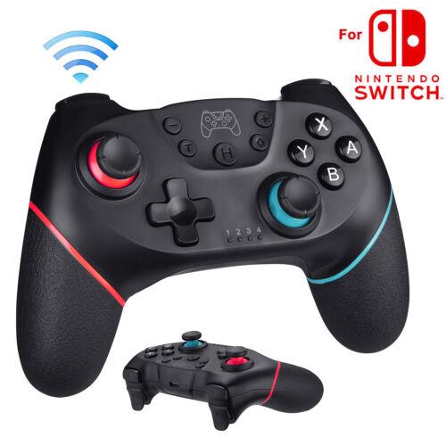 Bluetooth Wireless Pro Gamepad Joypad Controller for Nintendo Switch Console NS