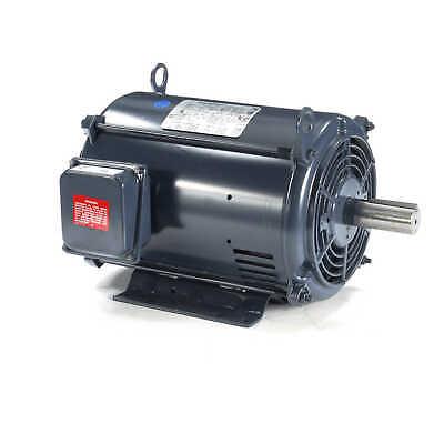 Marathon Electric Motor Gt0019a 10 Hp 1800 Rpm 3ph 230460 Volt 215t Frame