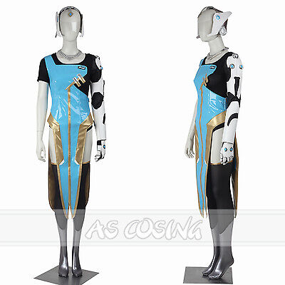 Overwatch Symmetra Cosplay Costume Full SIZE Complete Outfit