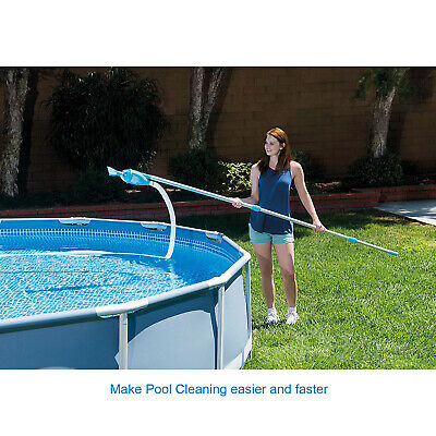 Intex Pool Maintentance Kit Vacuum Skimmer Cleaning Cleaner tools Brush Rake - Intex Pool Vacuum