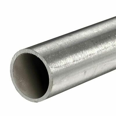 321 Stainless Steel Round Tube 34 Od X 0.065 Wall X 36 Long Seamless
