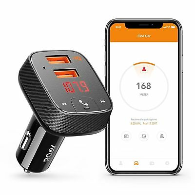 Anker Roav SmartCharger Car Kit w/ Wireless FM Transmitter (R5111Z11)™