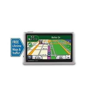 Garmin nüvi 1450LMT Automotive Mountable GPS Receiver + FREE 5 YEAR WARRANTY