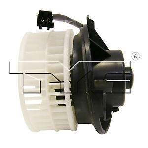 New blower motor with wheel 1996 2000 dodge caravan ebay for Blower motor dodge caravan