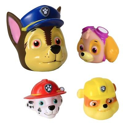 Chase Badewannenspiel Badespielzeug Wasserpistole Rubble (Paw Patrol-chase Spielzeug)