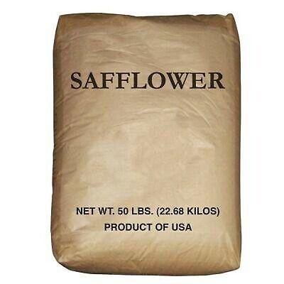 50 Lb. Bulk Bag Wagner's Safflower Wild Bird Food Seed