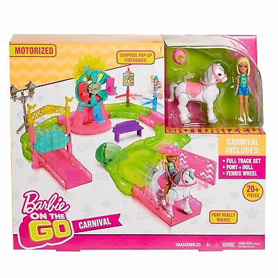 Barbie FHV70 On The Go Carnival
