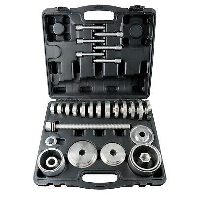 Wheel Bearing Hub Removal Tool - 31Pcs Front Wheel Drive Hub Bearing Puller Remover Install Removal Tool Kit Set