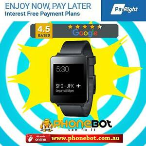Mint Condition LG G Watch, Never Used 6 Months WTY @ Phonebot Preston Darebin Area Preview