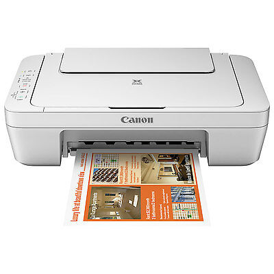 Canon Pixma MG 2920 Wireless Inkjet All-in-One Printer/Copier/Scanner