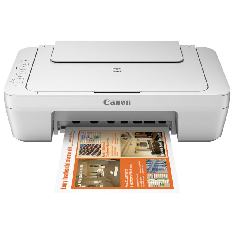 Canon Pixma MG 2920 Wireless Inkjet All-in-One For Free Shipping see description
