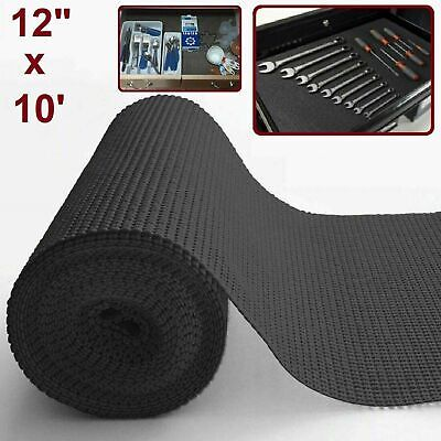 Tool Box Liner Foam Rubber Non Slip Select Grip Drawer Shelf Mat Roll Lining Pad Non Slip Tool Box