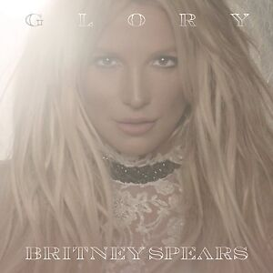 BRITNEY SPEARS GLORY Deluxe Edition Explicit Lyrics CD NEW